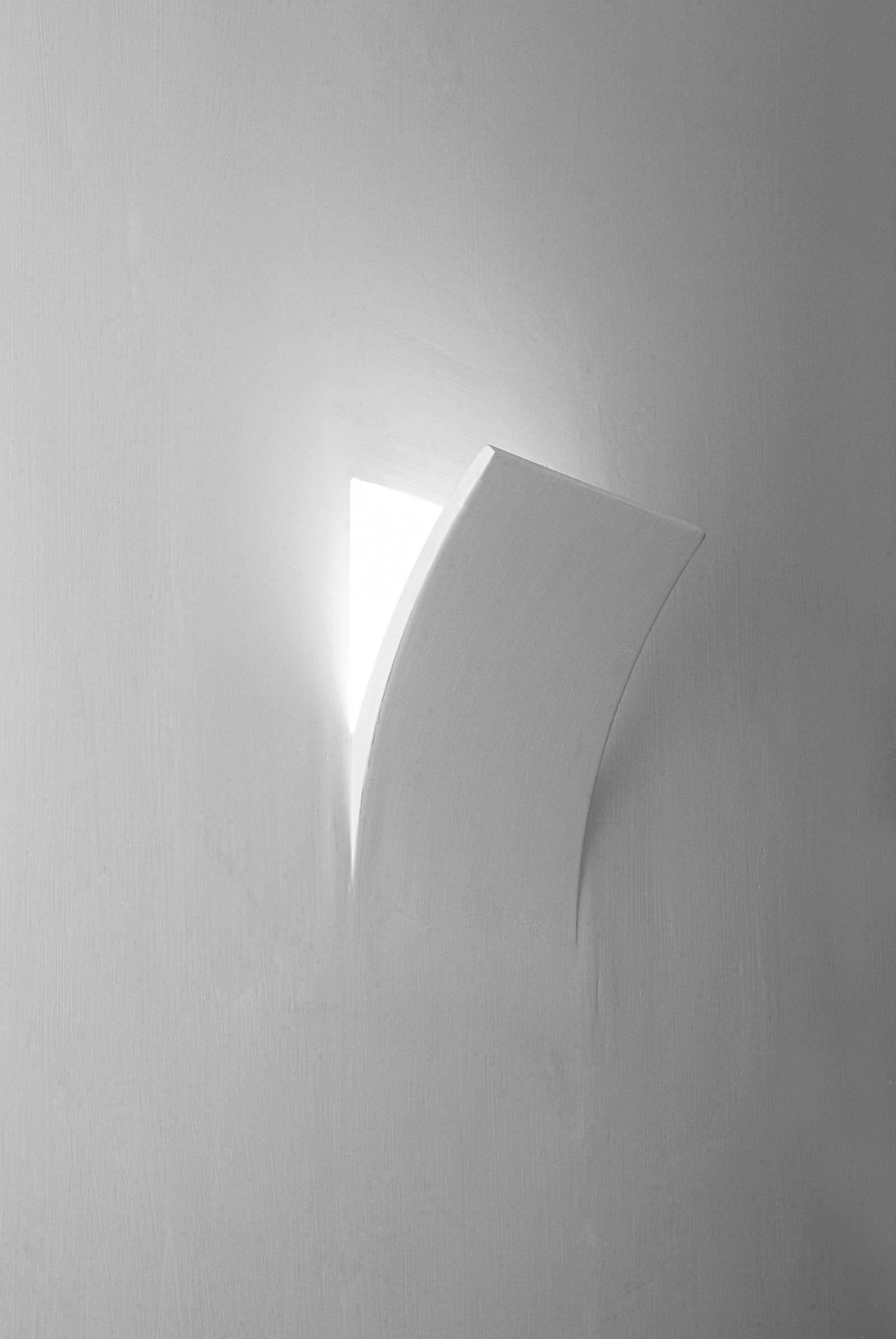 Faretti Incasso Di Gesso applique lampade da parete in gesso luce&luci roma tuscolana