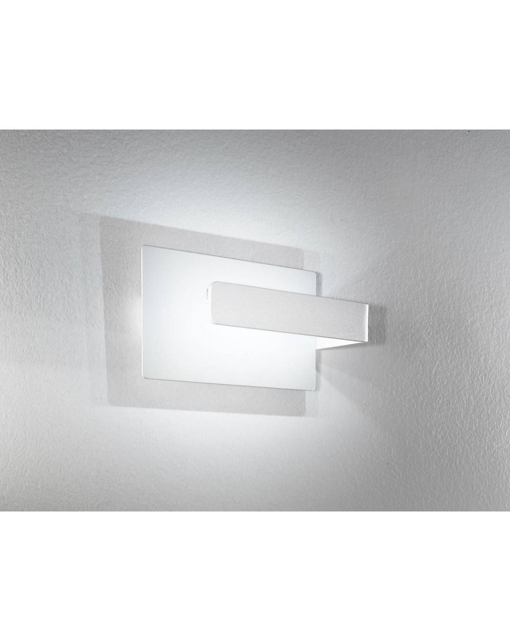 Applique lampade da parete led luce luci roma tuscolana - Applique moderne per bagno ...