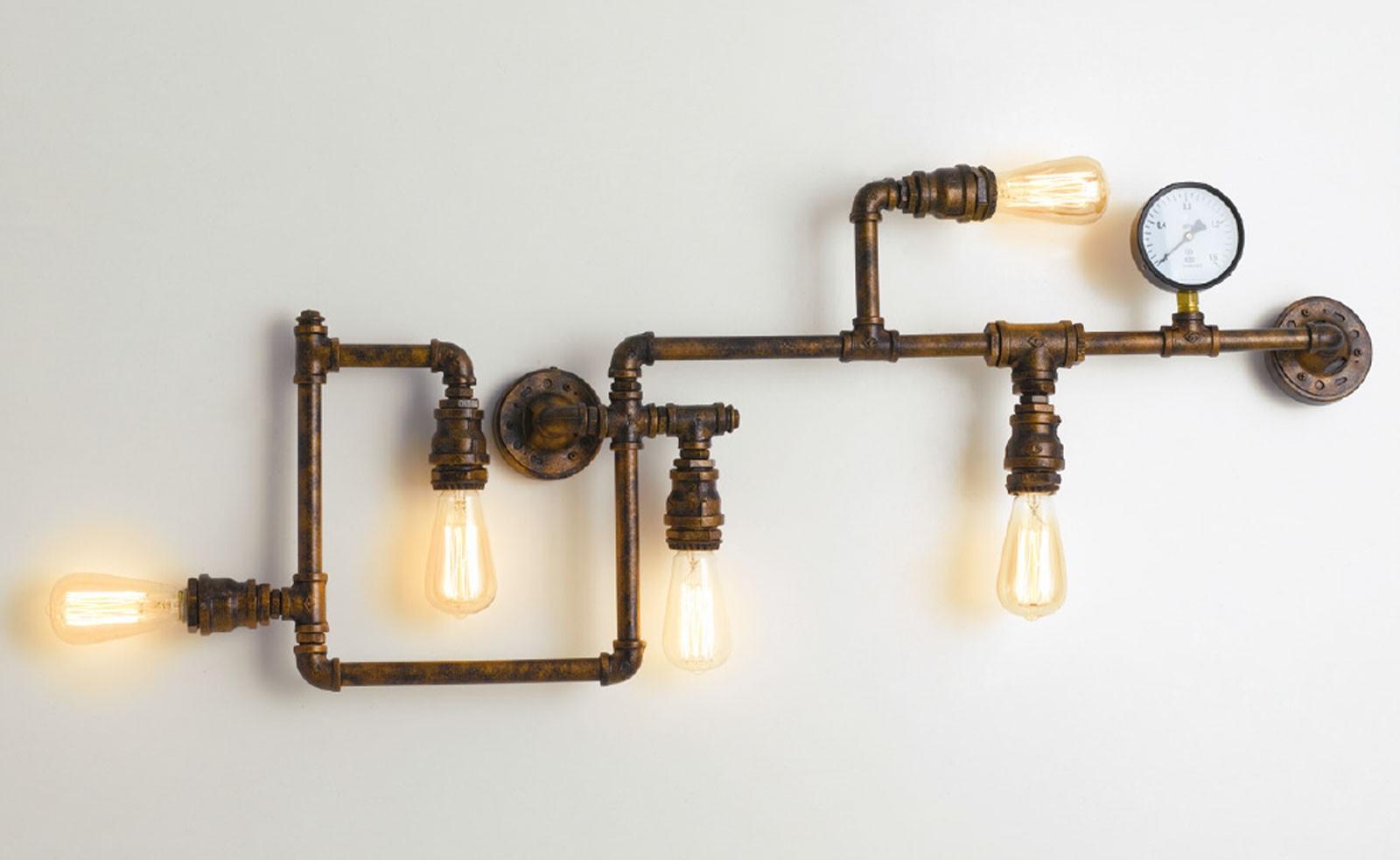 Plafoniere Da Soffitto Vintage : Plafoniere lampade da soffitto sospensioni vintage luce&luci roma